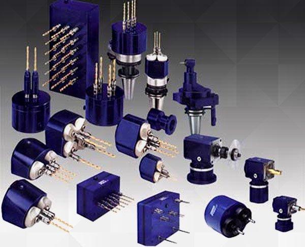 محصولات کارخانه دریل های صنعتی پیشرو - دریل مدل مولتی اسپیندل
